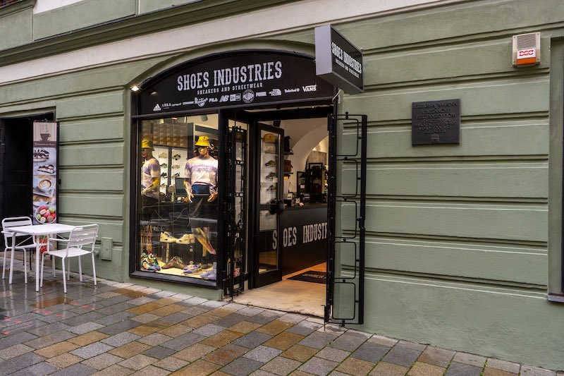 Shoes Industries
