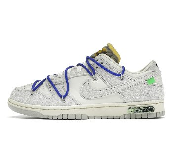 """Nike Off-White x Dunk Low """"Lot 32 of 50"""" DJ0950-104"""