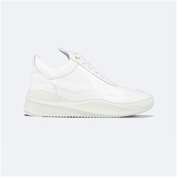 Filling Pieces Low Top Sky Shine White 25528301901