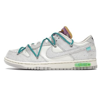 """Nike Off-White x Dunk Low """"Lot 36 of 50"""" DJ0950-107"""