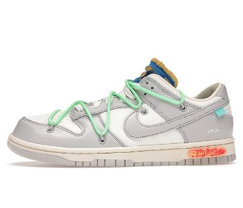 """Nike Off-White x Dunk Low """"Lot 26 of 50"""" DM1602-116"""