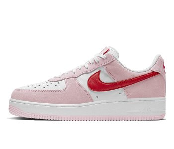 """Nike Air Force 1 Low """"07 QS """"Valentine's Day Love Letter"""" DD3384-600"""
