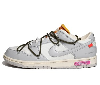 """Nike Off-White x Dunk Low """"Lot 22 of 50"""" DM1602-124"""