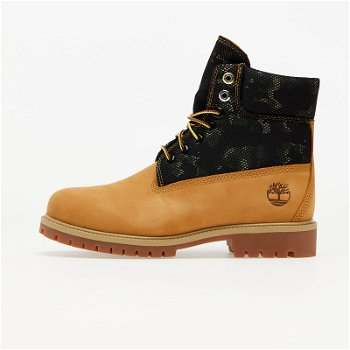Timberland 6 Inch Heritage Textile Quarter Waterproof TB0A2KJZ2311
